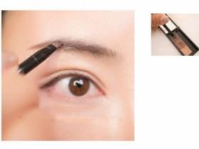 kate三色眉粉怎么用?kate三色眉粉使用步骤及具体方法教程