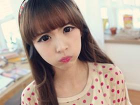 清纯甜美发型 女生韩系清纯发型图片