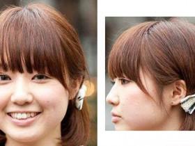 大饼脸适合什么发型 9款大饼脸适合的发型图片