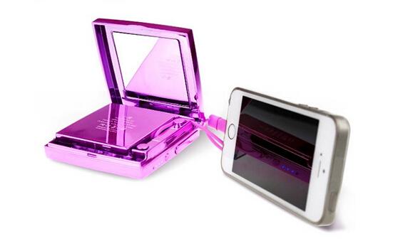 艾芭莎小美S1移动电源化妆盒1-2