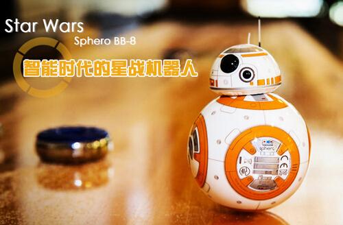 力觉醒》bb-8机器人
