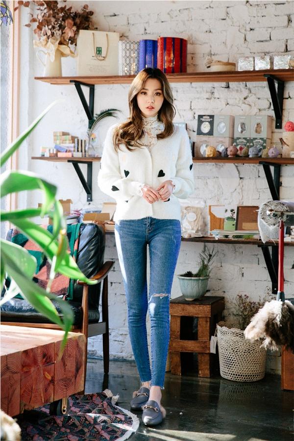针织衫毛衣怎么搭配 秋冬时尚style变身女神