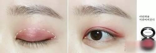 酒红色眼妆教程 韩式秋冬酒红色眼妆怎么画法步骤图